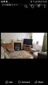Exchange wanted.2 double bed fed with garden. wanting 3bed.with garden.