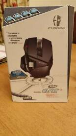 Cyborg R.A.T. 9 wireless gaming mouse