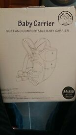 baby carrier brand new still in box.