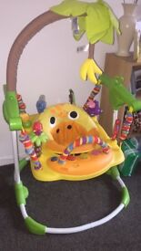 Mothercare Giraffe Entertainer Jumperoo