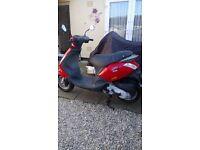 50 cc piaggio zip