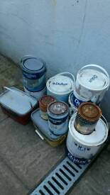 paints and gloss