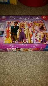 Disney RAPUNZEL puzzle