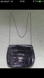 Chanel shoulder purse