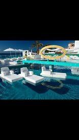 IBIZA HOTEL, Playa d'en Bossa, 4 nights for 3 people. Radio One weekend 4th- 8th August.