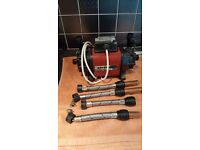 Watermill Twin Impeller Shower Pump WASP 50