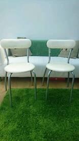 Kitchen chairs Retro style