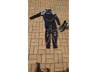 Sola vision wet suit