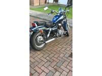 125 cc Honda rebel