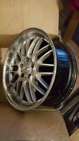 "19"" Calibre Alloy Wheels BMW (3+1)"