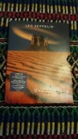 Led zepplin double dvd