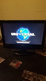 22 inch baird tv/dvd