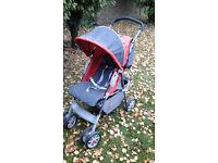 Graco Quatro super Pushchair Buggy Stroller
