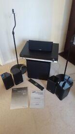 Samsung 5.1 digital sound sound amp with Yamaha Speakers