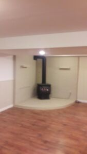 Beautiful newly renovated 2 bedroom lower