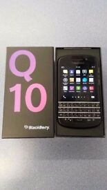 BLACKBERRY Q10 UNLOCKED WITH RECEIPT