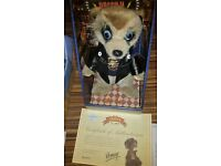 Vassily-Yakov Compare The Meerkat Soft Toy In Box With Tags & Certificate