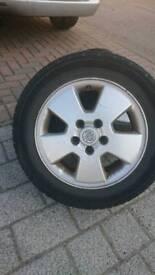 Vauxhall Alloys 5 stud