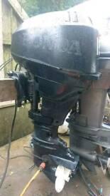 15hp mercury 4 stroke boat outboard engine