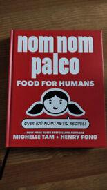 Nom Nom Paleo Cookbook/Recipe book