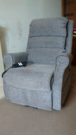 Recliner chair electric