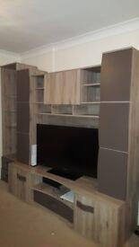 Living Room Furniture Set Tv Unit Tv cabinet