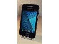 Samsung Galaxy Ace - Virgin + 2GB SD-CARD