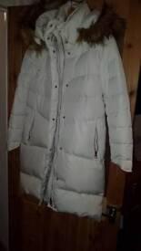 Zara coat size medium (size 10 )