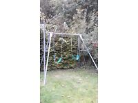 Tp double swing for children and adults