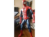 BRAND NEW Spider-man action figure !! £80