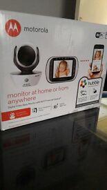 Motorola Baby Monitor MBP 853 In Box!