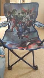 Avengers picnic chair