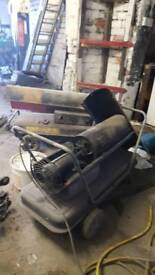 Desial space heaters for spares cought fire