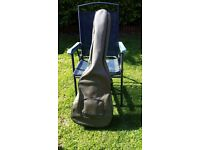 Acoustic Guitar with case £35.
