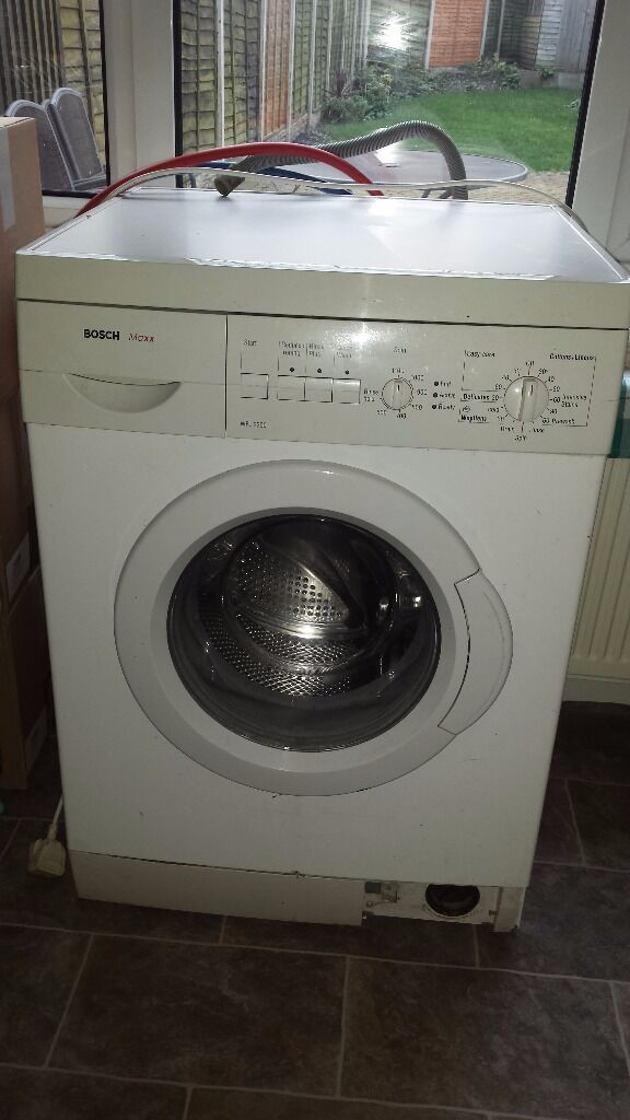 bosch maxx 6kg washing machine buy sale and trade ads. Black Bedroom Furniture Sets. Home Design Ideas