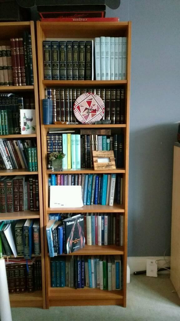 Bookshelf narrow