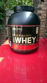 Optimum nutrition Gold Standard Double Chocolate