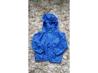 Benetton light jacket blue