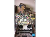 DJ Hero Turntable Game