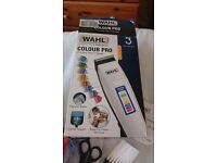 Wahl Colour Pro Hair Clipper New Sealed
