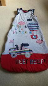 Baby sleeping bags 2.5 tog