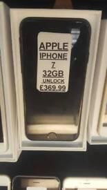 IPhone 7 32gb unlock
