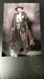 Signed Indiana Jones picture by Sean Connery