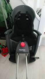 Hamax Siesta children's bike seat