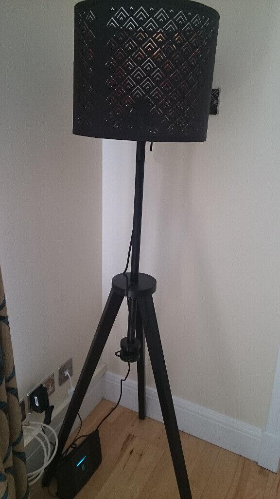 Floor Lamp 5 Feet High With Dimmer Switch In Edinburgh Gumtree