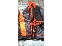 Fishing suit Fish Eagle Flotation Suit L
