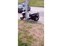 125cc moped 2014