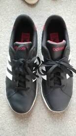 Women's Adidas trainers size 8