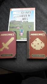 Minecraft books