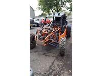Joyner 650 offroad buggy * quad, 4x4 or dirt bike alternative *